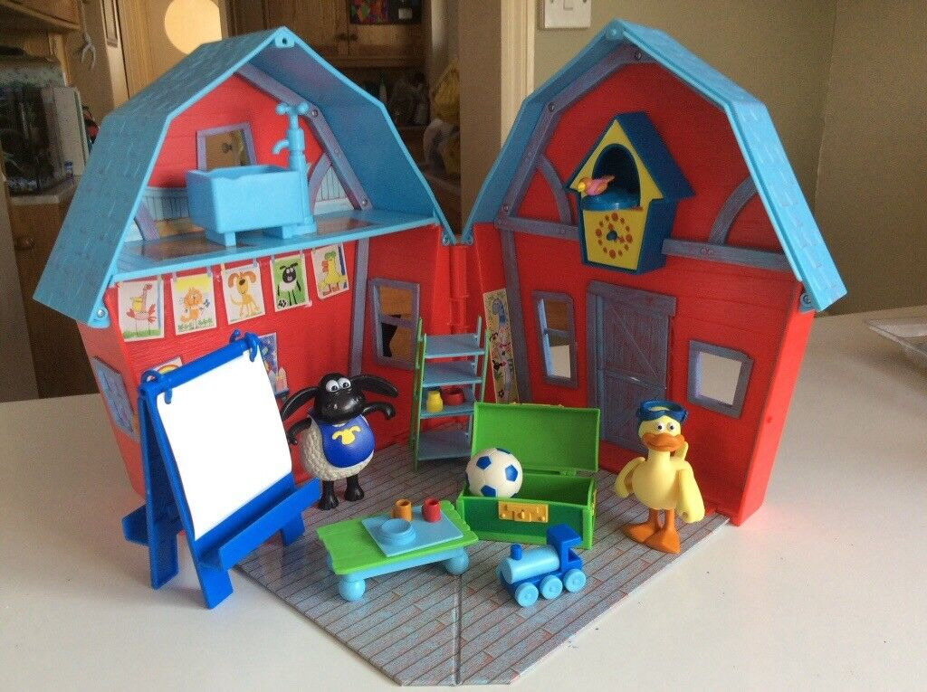 Timmy Time Nursery Playset vgc collect Sprowston or meet at Riverside