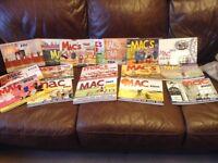 Mac's Year books X 17