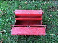 Vintage snap on tool box