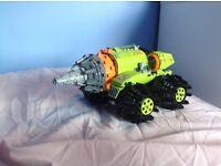 Lego Power Miners Thunder Driller