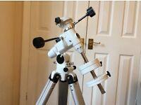 Skywatcher EQ3-2 mount.