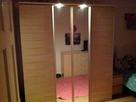 Large 4 door Wardrobe for sale excellent condition