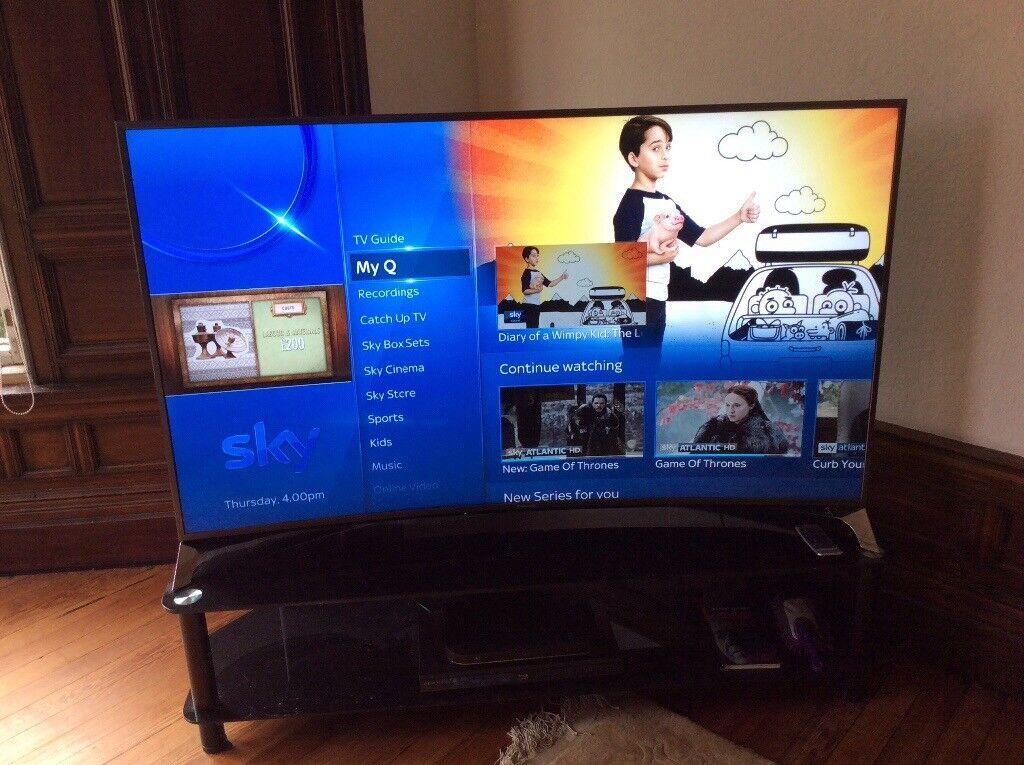 Panasonic tx 65 852 b television 4kc c