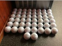 50 supersoft callaway golfballs