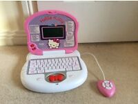 Hello Kitty Educational Learning Laptop
