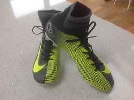 Nike Mercurial CR7 -Junior Size 3.5