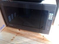 Large microwave/combination oven