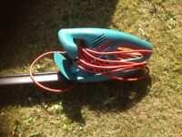 Bosch 45-16 Electric Hedge Trimmer in very good order