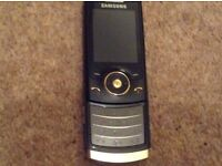 Samsung SGH-U600 mobile phone