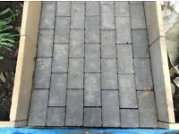 NEW CHARCOAL BLOCK PAVERS