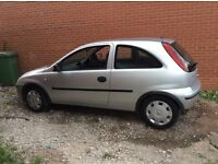 2004 hpi clear,5 months m.o.t very economical car,cheap insurance group,warrented millage,