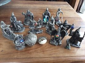 Myth & Magic Pewter collection