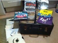 "vinyl 7"" record dj collection"