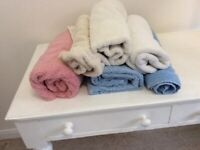 FREE Bundle of towels
