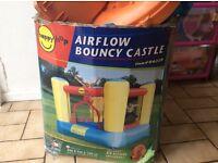 Kids bouncy castle q