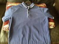 Boys Hugo Boss polo tops
