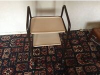 Disability trolley for walking around the house £10