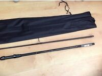 New dam slimline carbon carp rods