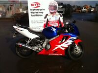 Honda CBR 600 F , Very nice bike with lots of history full MOT and ready to go £2250 ono