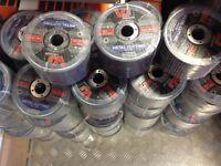 Metal cutting discs all sizes. BARGAIN.....