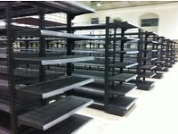 New retail shelving systems