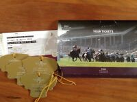 Cheltenham Gold Cup - x4 Club Enclosure Tickets for sale at Face Value