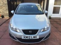 Seat Ibiza sportrider with all boys toys