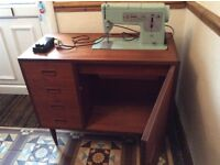 Sewing machine 1960's