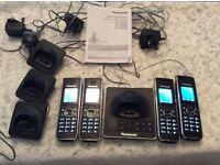 Panasonic Digital Cordless Answering Machine KX-TG8561E
