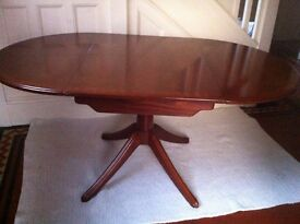 Traditional Drop Leaf Dining Table / Can Deliver