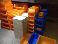 Stacking Storage Boxes