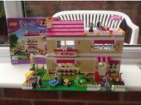 HUGE LEGO FRIENDS COLLECTION