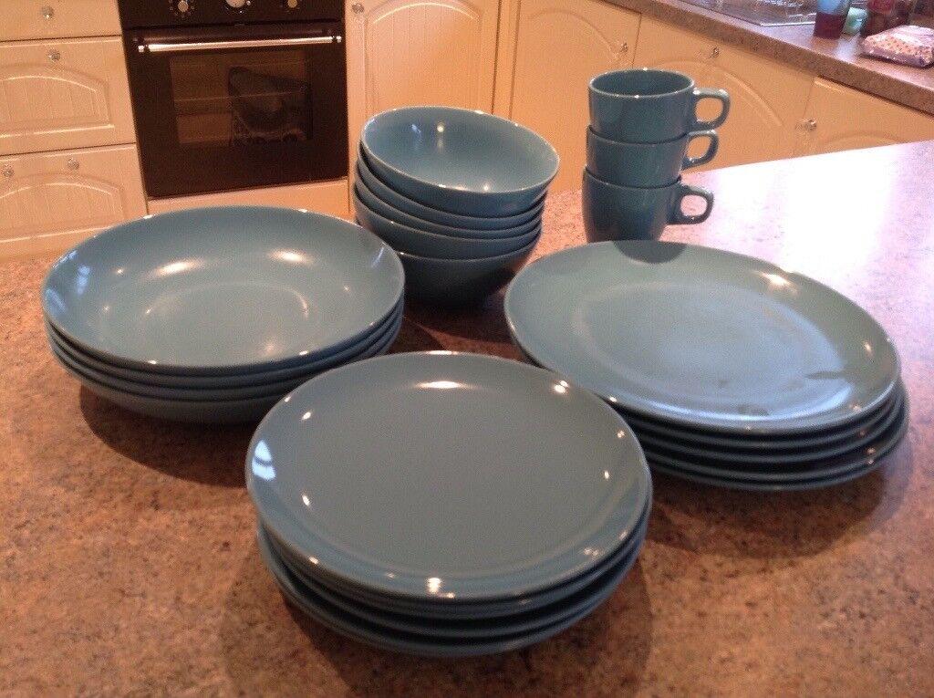 IKEA Fargrik dinnerware/crockery | in Beddau, Rhondda Cynon Taf ...