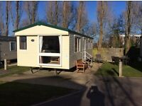 Holiday Home/Static Carvan for Hire at Rockley Park,Poole,Dorset