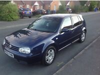 FOR SALE VW GOLF GT TDI 1.9 DESILE 2002 6 SPEED GEARBOX