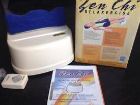 Zen Chi Relaxercise machine.