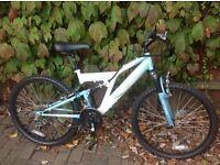 Vertigo Rockface mountain bike Excellent condition looks like new