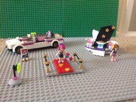 Lego Friends Popstar Limo 41107