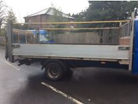 Tail lift drop side lwb alloy 2011