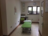 Treatment Room for Rent in Contemporary Salon