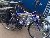 Hybrid bike / bike