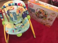 Baby bouncer chair Bright Stars