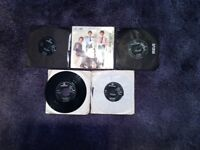 The Beatles vinyl 45s - 5 - selling together preferably but will split