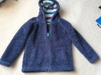 Kids M&S fleece jacket