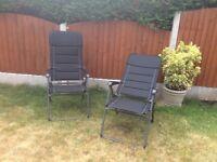 Kampa Recliner chair
