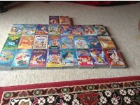 26 Disney VHS Video Tapes