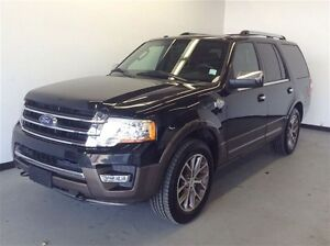 2015 Ford Expedition King Ranch RARE! Nav, Moon, Leather Full Lo
