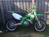 2005 kx 250