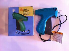 Plastic Fastening Tagging Gun - Avery Mk. 3 - Pistol Grip Tool