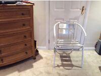 5 Brand New Aluminium Outdoor Chairs